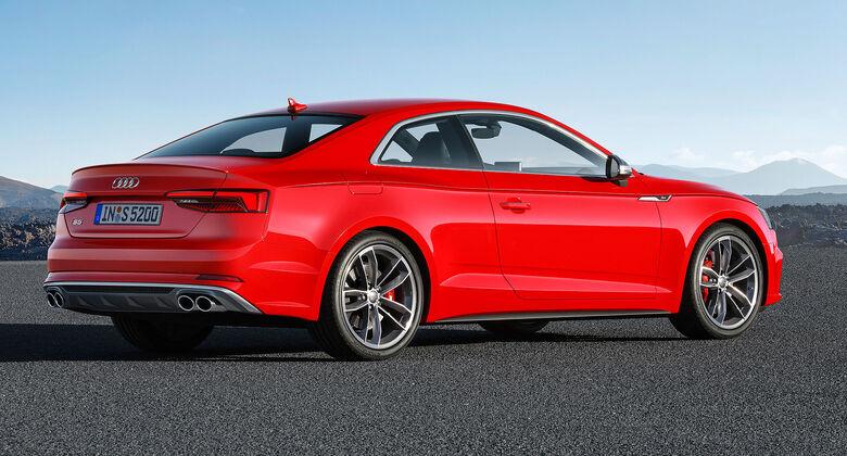 Audi s5 sportback jahreswagen