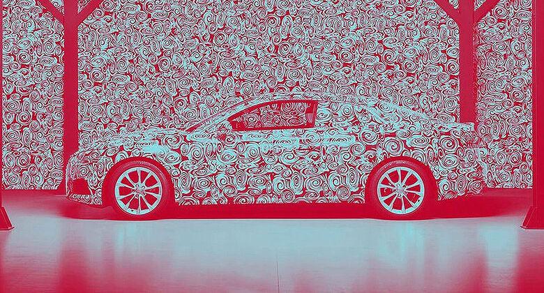 Audi A5 Coupé Teaser