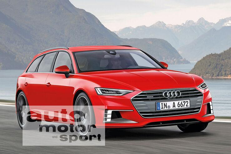 Audi A6 C8 - AUTO MOTOR UND SPORT