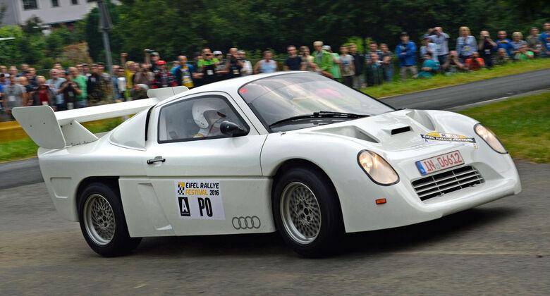 Audi Quattro Gruppe S