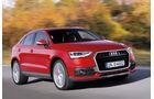 Audi Q2, Frontansicht