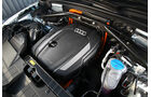 Audi Q5 Hybrid Quattro, Motor