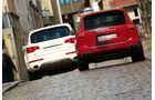 Audi Q7 V12 TDI,Porsche Cayenne Turbo S