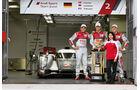 Audi R18 TDI, Audi-Ingenieure