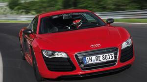 Audi R8 E-Tron, Frontansicht