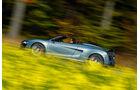 Audi R8 GT Spyder, Seitenansicht