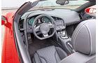 Audi R8 Spyder 5.2 FSI Quattro, Cockpit