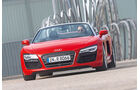 Audi R8 Spyder 5.2 FSI Quattro, Frontansicht
