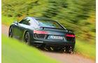 Audi R8 V10 Plus Coupé, Heckansicht