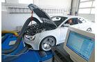 Audi RS 5 Coupé, Rollenprüfstand