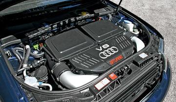 Audi RS 6, Motor