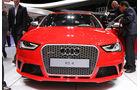 Audi RS4 Avant Auto-Salon Genf 2012