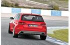 Audi RS4 Avant, Heckansicht