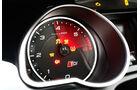 Audi RS5 TDI Concept, Rundinstrument