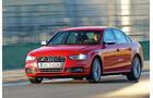 Audi S4 3.0 TFSI, Frontansicht