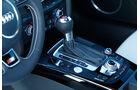 Audi S4 3.0 TFSI, Schalthebel, Schaltknauf