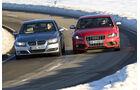 Audi, S4, BMW, 335i, dynamisch, vtest, aumospo0309