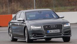 Audi S8, Frontansicht