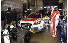 Audi TT RS FH Köln, Box