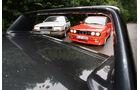 Audi V8, BMW M 3, Mercedes 190 E 2.5-16 Evo II, Front, Heckspoiler