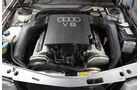Audi V8, Motor