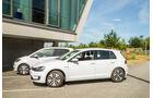 Autonom Parken, VW E-Golf V-Charge, Parkassistent