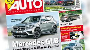 Autostraßenverkehr Titel Heft 13/2016