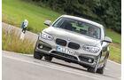 BMW 116d EDE, Frontansicht