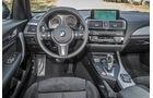BMW 120i, Cockpit