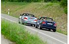 BMW 123d Cabriolet, BMW125i Cabriolet, Heck