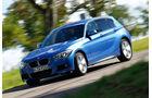 BMW 125i, Heckansicht