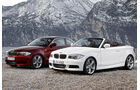 BMW 1er Coupé, BMW 1er Cabrio, Facelift, 2011