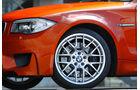 BMW 1er M Coupe, Vorderrad, Felge