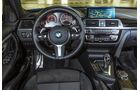 BMW 330d, Cockpit