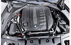 BMW 535i, BMW 535d, Motor, Motorraum