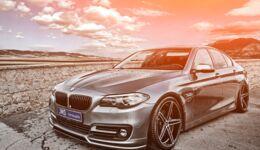 BMW 5er Facelift von JMS Fahrzeugteile