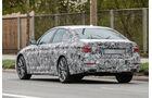 BMW 5er Limousine Erlkönig
