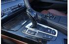 BMW 650i Cabriolet, Schalthebel, Schaltknauf, Detail