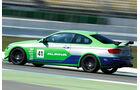 BMW Alpina B3 GT3, Seitenansicht