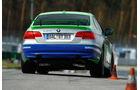 BMW Alpina B3 GT3, Slalom, Heck