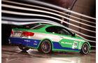 BMW Alpina B3 GT3, Windkanal