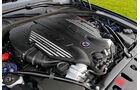 BMW Alpina B5 Biturbo Touring, Motor, Motorraum