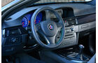 BMW Alpina D3 Biturbo Coupé Cockpit