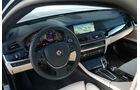 BMW Alpina D5 Biturbo, Cockpit
