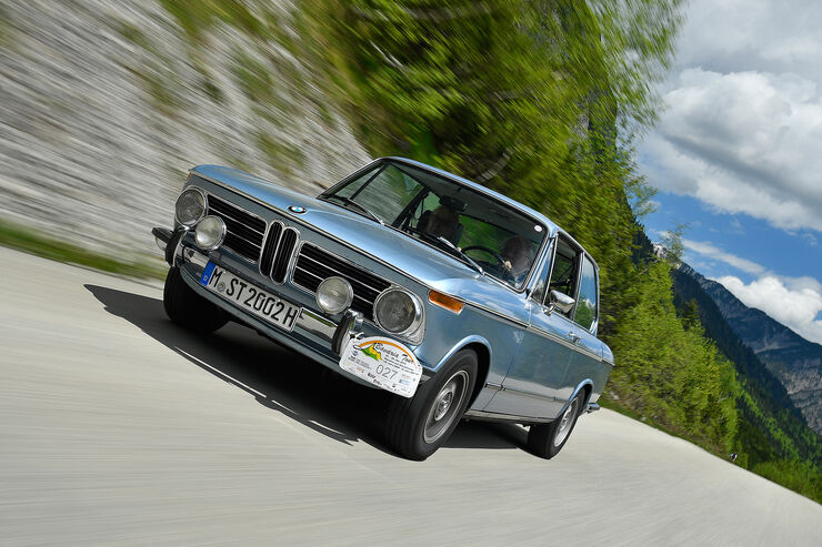 bavaria tour mit bmw 2002 e3 e9 cs aus der ra. Black Bedroom Furniture Sets. Home Design Ideas