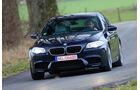 BMW F10, Frontansicht