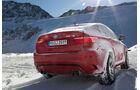 BMW Fahrertraining , Schnee