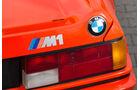 BMW M1, Heckleuchte