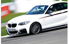 BMW M235i, Driften