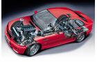 BMW M3 CSL, Durchsichtbild